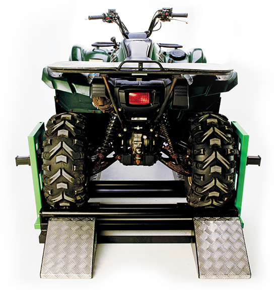 QuadVice, Anti Theft Quad Bike, Bison Security